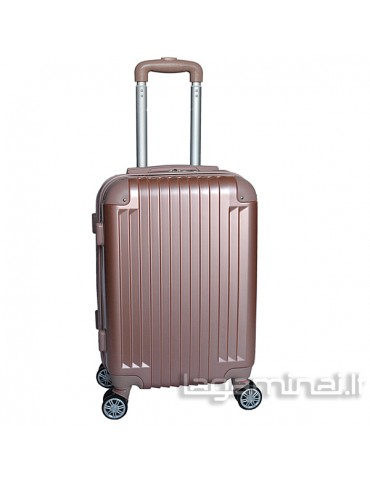 Small luggage LUMI 191/S R.GD