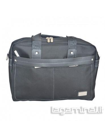Document bag LUMI 8123 BK