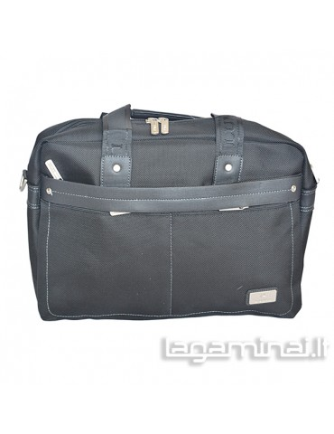 Document bag LUMI 8123 BK