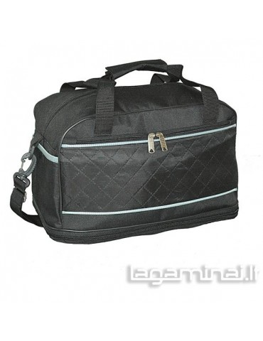 Travel bag W504R BK/GY...