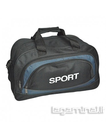 Travel bag SPORT 162145 BK/NV