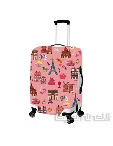 Luggage cover SNOWBALL F88030M