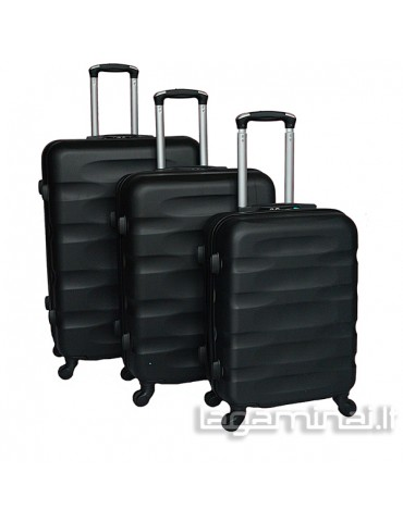 Luggage set LUMI 880 BK