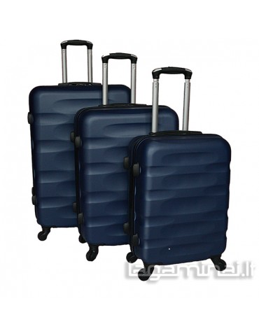 Luggage set LUMI 880 BL