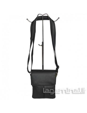 Men's handbag SPICE 53-02 BK