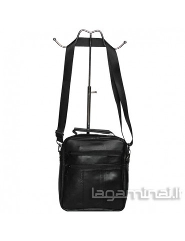 Men's handbag 524 BK