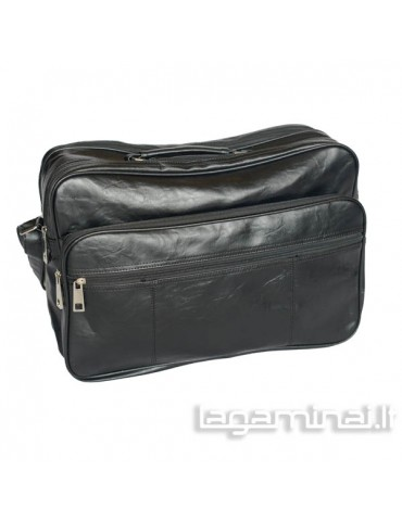 Men's handbag 2232 BK