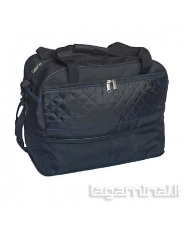 Travel bag W504R BK/BL...