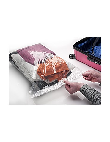 2x vacuum storage bag and...