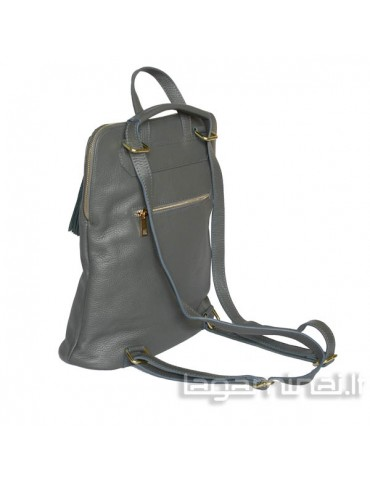 Women's backpack KN75-1 GY