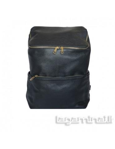 Women's backpack KN95-1 BK