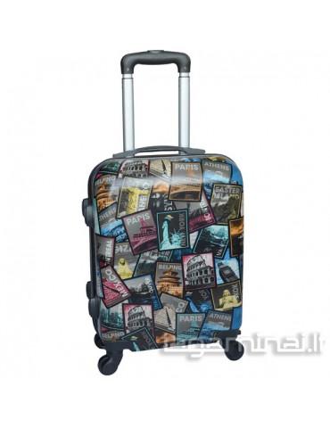 Small luggage ORMI 858 BK...