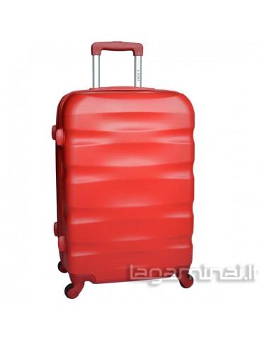 Medium luggage LUMI 880/M RD
