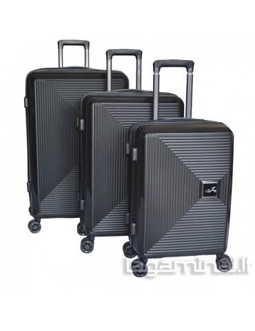 Luggage set  JONY Z02 BK