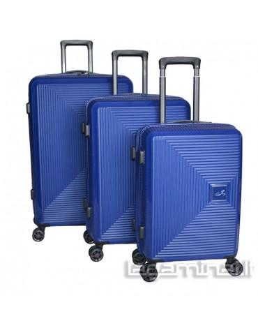 Luggage set  JONY Z02 BL