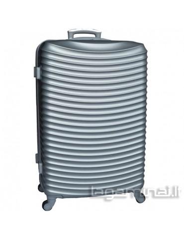 Large luggage JONY L-021/L SLV