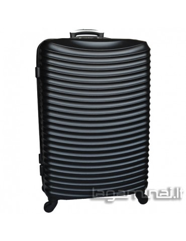 Large luggage JONY L-021/L BK