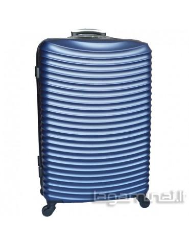 Large luggage JONY L-021/L BL