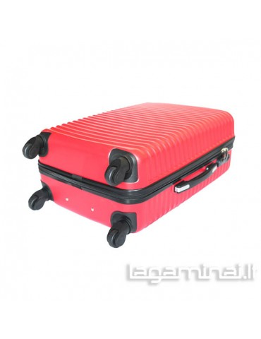 Large luggage JONY L-021/L RD
