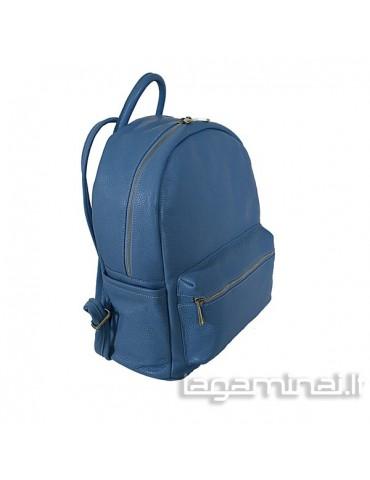 Women's backpack KN85-1 L.BL