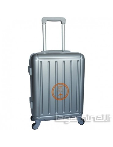Small luggage JONY L-016/S SLV