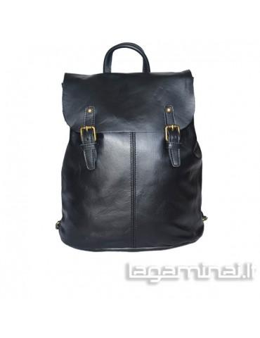 Women's backpack KN93 BK