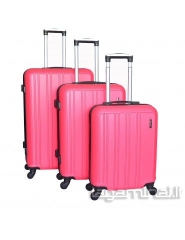 Luggage set ORMI 1705 PK