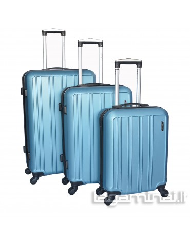 Luggage set ORMI 1705 L.BL