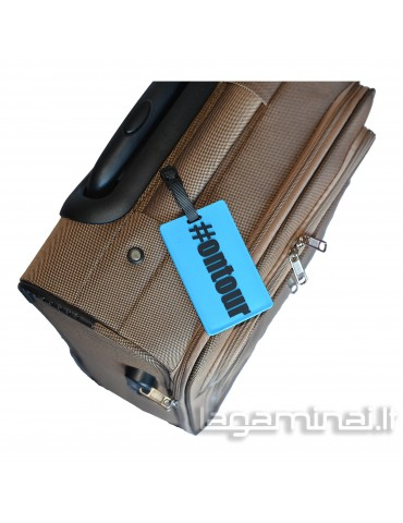 Luggage tag BORDLITE ACC10 BL