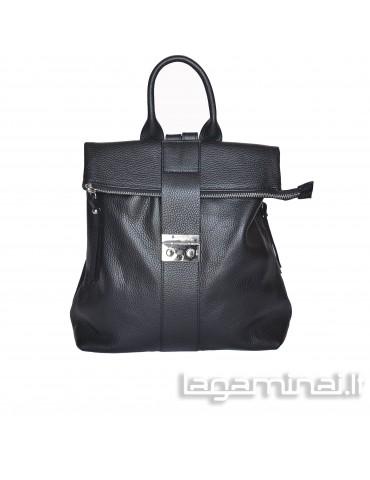 Women's backpack KN79 BK