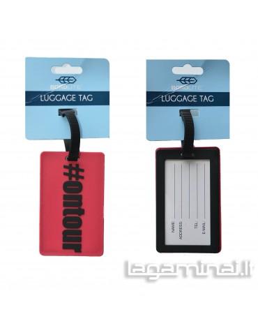 Luggage tag BORDLITE ACC10 PK