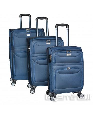 Luggage set ORMI 6803 BL