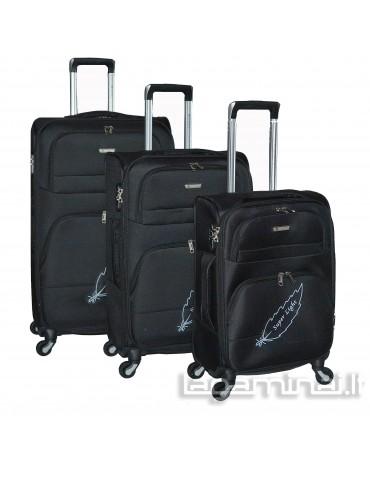 Luggage set ORMI 6085 BK