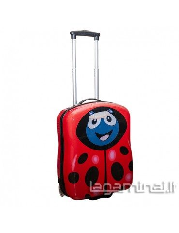Vaikiškas lagaminas...