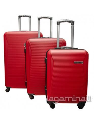 Luggage set  JONY L-023 RD