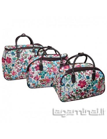 Travel bag set Z062 WT/MIX