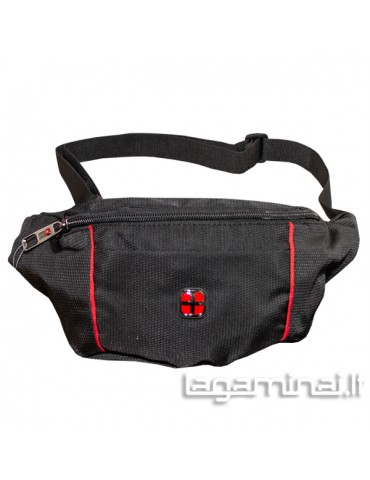 Waist bag NEW BAGS KW-013 BK