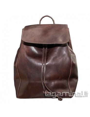 copy of Leather backpack...