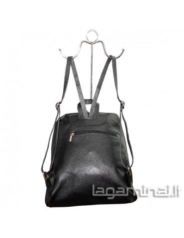 Women's backpack KN45-A BK