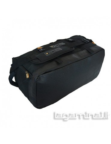 Travel bag  JCB 004L BK 49,5L