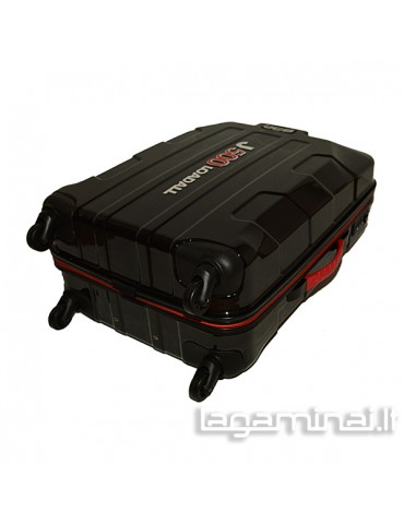 Luggage set  JCB 009 BK/RD