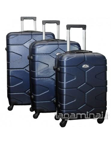 Luggage set ORMI 1180 BL