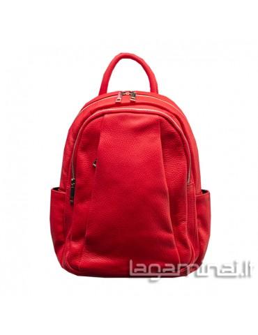 Women's backpack KN80 RD