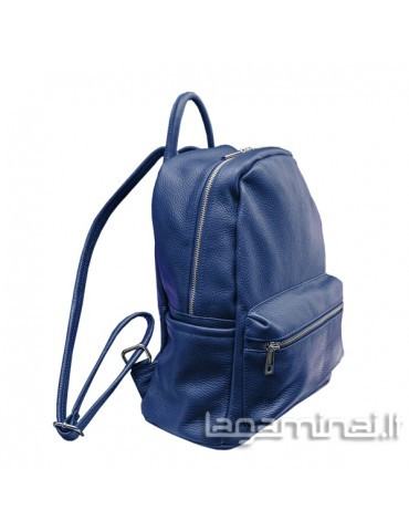 Women's backpack KN85-1 BL