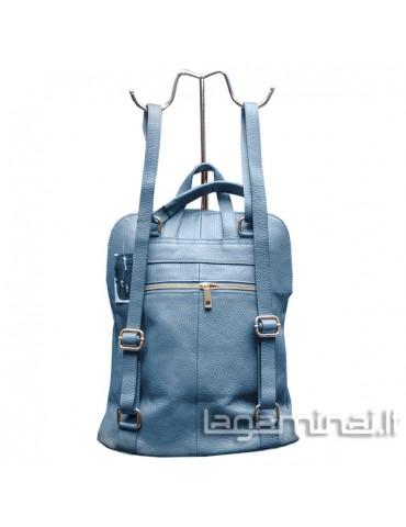 Women's backpack KN75 L.BL