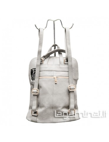 Women's backpack KN75 L.GY