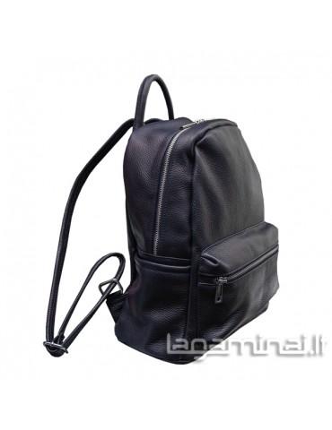 Women's backpack KN85-1 D.BL