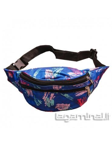 Waist bag P878 BL