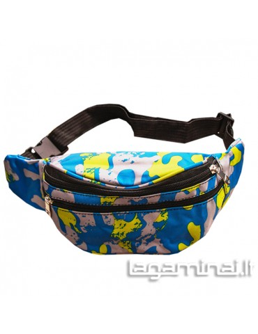 Waist bag P878 L.BL