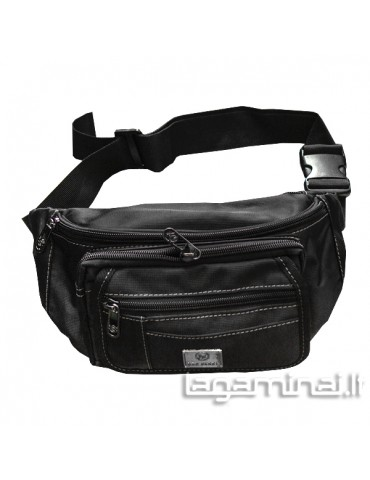Waist bag NEW BERRY 7955 BK
